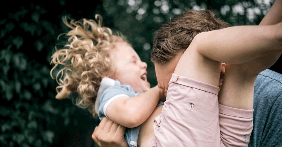 Ako predchadzat detskym urazom