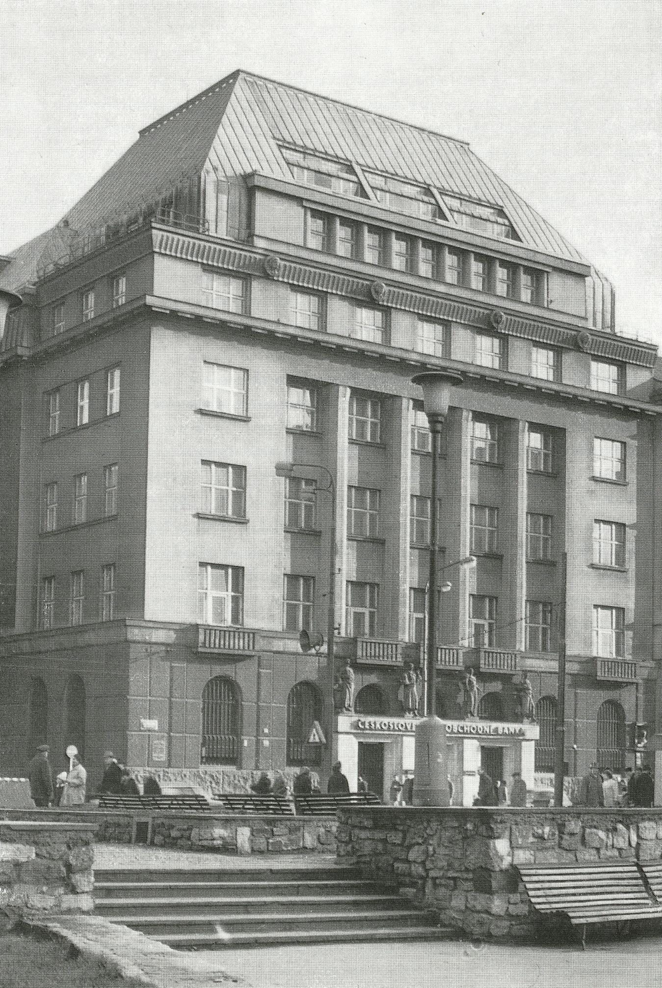 ČSOB - budova centrály