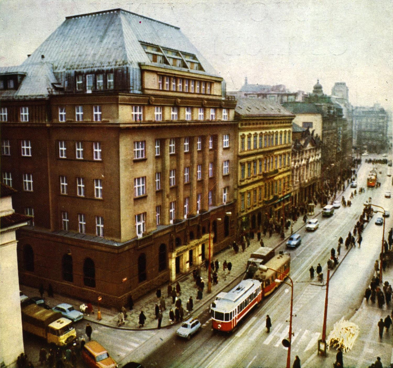 Historická foto ČSOB