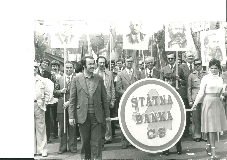 Zamestnanci Štátnej banky
