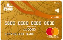 Debit Gold MasterCard