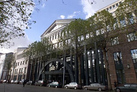 e2c404b534c Sídlo KBC v Belgicku Skupina KBC patrí medzi popredné finančné ...